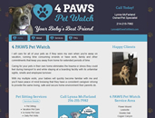4 Paws Pet Watch