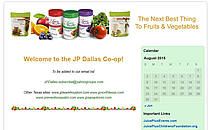 Juice Plus+ Dallas Coop
