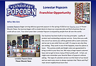 Lonestar Popcorn Franchise